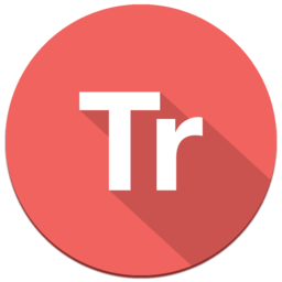Logo for Troga