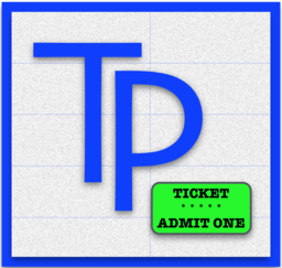 Logo for TicketPrint