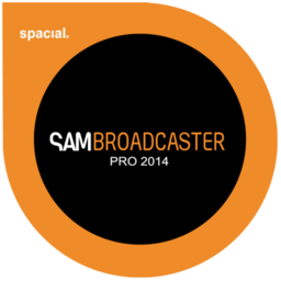 Logo for SAM Broadcaster Pro