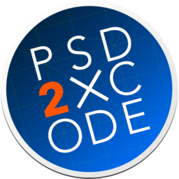 Logo for Psd2Xcode