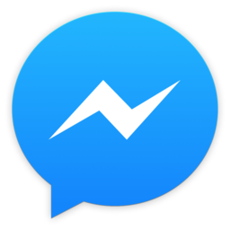Logo for Messenger