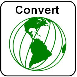 Logo for UTM Coordinate Converter