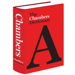 Logo for Chambers Dictionary