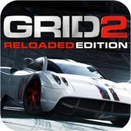 Logo for GRID 2 Reloaded Edition