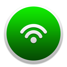 Logo for WiFi Radar Pro