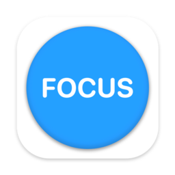 Logo for Focus - Time Manager