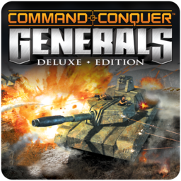 Logo for Command & Conquer: Generals Deluxe Edition