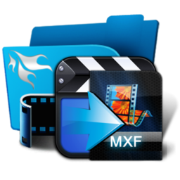 Logo for AnyMP4 MXF Converter