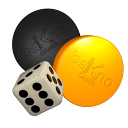 Logo for Backgammon HD