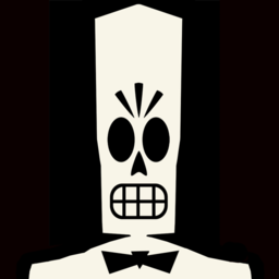 Logo for Grim Fandango Remastered