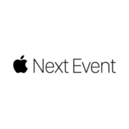 Logo for AppleNextEvent