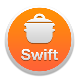 Logo for Code Cookbook for Swift
