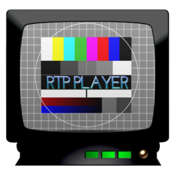 Logo for RTP Player