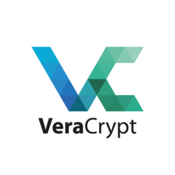 Logo for VeraCrypt