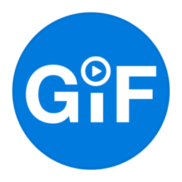 Logo for GIF Keyboard