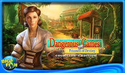 Logo for Dangerous Games: Prisoners of Destiny