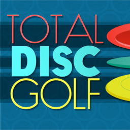 Logo for Total Disc Golf