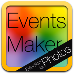 Events Maker is part of filtering your photos