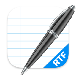 Logo for RTF Write