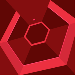 Logo for Super Hexagon