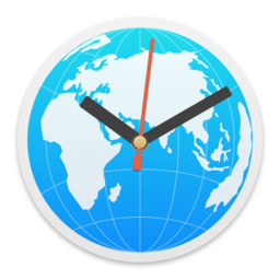 Logo for World Time Zones