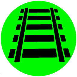 Logo for Rail Ireland