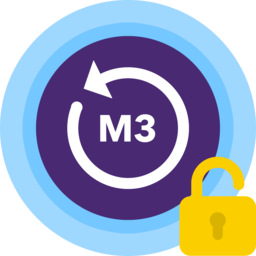 Logo for M3 Bitlocker Loader