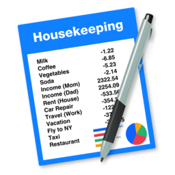Logo for Housekeeping Book