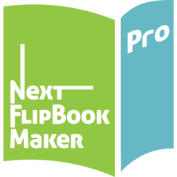 Logo for Next FlipBook Maker Pro
