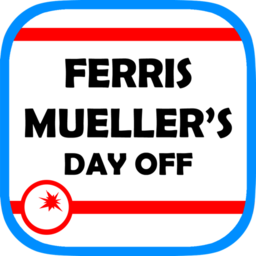 Logo for Ferris Mueller's Day Off