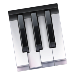 Logo for Grand Piano Keys 5K