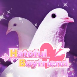 Logo for Hatoful Boyfriend