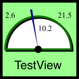 Logo for TestView