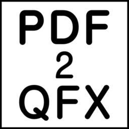 PDF2QFX