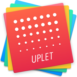 Logo for Uplet