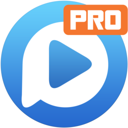 Logo for Total Video Player Pro