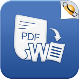 Logo for PDF to Word Converter