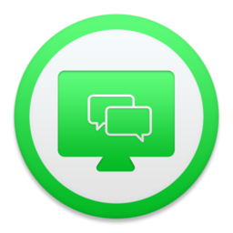 Logo for FreeChat for WhatsApp