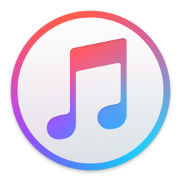 Logo for Apple iTunes
