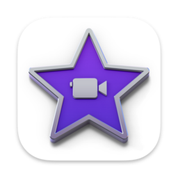 Logo for iMovie