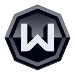 Logo for Windscribe