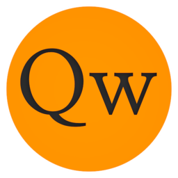 Logo for Qwiki