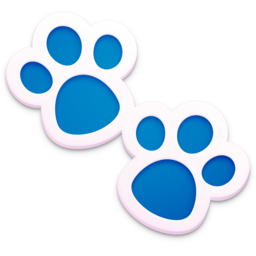 Logo for Paws for Trello