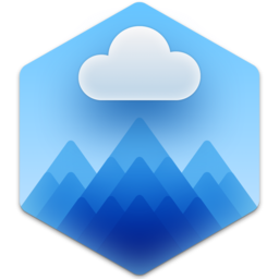 Logo for CloudMounter