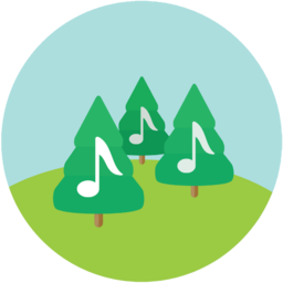 Logo for Pine Player