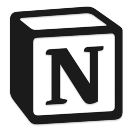 Logo for Notion