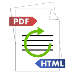 Logo for AnyPDF2HTML