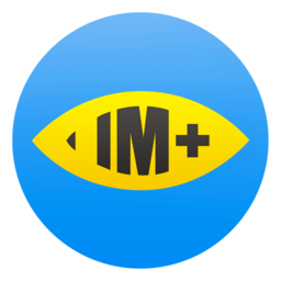 Logo for IM+