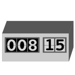 Logo for Big Countdown Timer