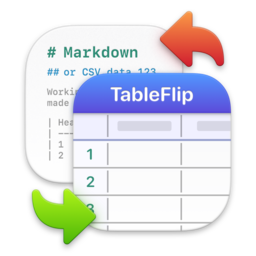 Logo for TableFlip
